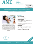 Ver Vol. 62 Núm. 2 (2020): Acta Médica Costarricense Abril-Junio 2020
