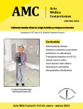 Ver Vol. 63 Núm. 1 (2021): Acta Médica Costarricense Enero-Marzo