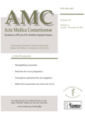 Ver Vol. 47 Núm. 3 (2005): Acta Médica Julio-Setiembre 2005