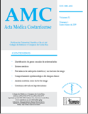 Acta Médica Volumen 51 Número 1