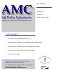 Ver Vol. 45 Núm. 4 (2003): Acta Médica Octubre-Diciembre 2003
