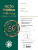 Ver Vol. 49 Núm. 1 (2007): Acta Médica Enero-Marzo 2007